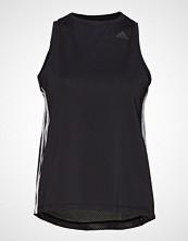 Adidas Performance 3s Loose Tank T-shirts & Tops Sleeveless Svart ADIDAS PERFORMANCE