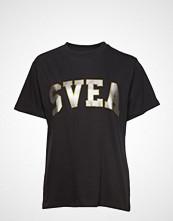 Svea Palma Tee T-shirts & Tops Short-sleeved Svart SVEA