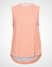 Adidas Performance Perf Tank T-shirts & Tops Sleeveless Rosa ADIDAS PERFORMANCE