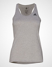 Adidas Performance Tech Prime Tank T-shirts & Tops Sleeveless Grå ADIDAS PERFORMANCE