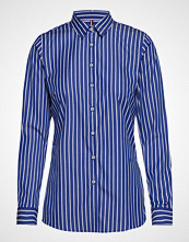Tommy Hilfiger Th Essential Shirt Ls W2 Langermet Skjorte Blå TOMMY HILFIGER