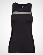 Casall Lux Tank T-shirts & Tops Sleeveless Svart CASALL