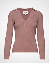 Six Ames Maja T-shirts & Tops Long-sleeved Rosa SIX AMES