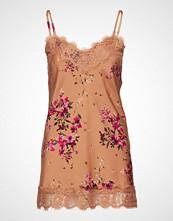 Rosemunde Strap Top Bluse Ermeløs Rosa Rosemunde