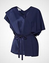 Hope Grace Shirt T-shirts & Tops Short-sleeved Blå Hope