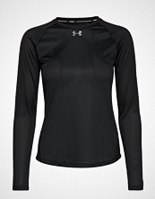 Under Armour Ua Qualifier Long Sleeve T-shirts & Tops Long-sleeved Svart UNDER ARMOUR