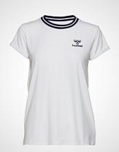 Hummel Hmlemma T-Shirt S/S T-shirts & Tops Short-sleeved Hvit HUMMEL