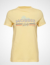Morris Lady Siena Tee T-shirts & Tops Short-sleeved Gul MORRIS LADY