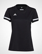 adidas Tennis T19 Tee W T-shirts & Tops Short-sleeved Svart ADIDAS TENNIS