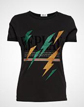 Replay T-Shirt T-shirts & Tops Short-sleeved Svart REPLAY