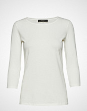 Weekend Max Mara Multib T-shirts & Tops Long-sleeved Hvit WEEKEND MAX MARA