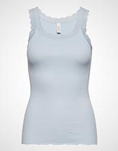 Soyaconcept Sc-Sarona T-shirts & Tops Sleeveless Blå SOYACONCEPT