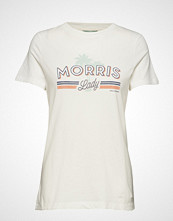 Morris Lady Siena Tee T-shirts & Tops Short-sleeved Hvit MORRIS LADY