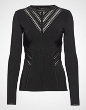 Marciano by GUESS Royai Sweater Top Strikket Genser Svart MARCIANO BY GUESS