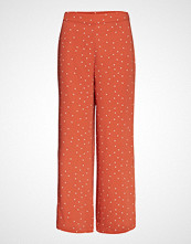 CAMILLA PIHL Fancy Trousers Vide Bukser Oransje CAMILLA PIHL