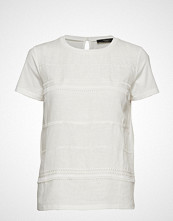 Weekend Max Mara Tecnico T-shirts & Tops Short-sleeved Hvit WEEKEND MAX MARA