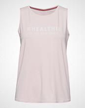 Esprit Sport T-Shirts T-shirts & Tops Sleeveless Rosa ESPRIT SPORT