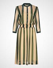 Scotch & Soda Allover Printed Sheer Dress Knelang Kjole Multi/mønstret SCOTCH & SODA
