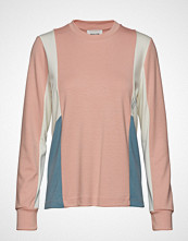 Wood Wood Sally Long Sleeve T-shirts & Tops Long-sleeved Rosa WOOD WOOD