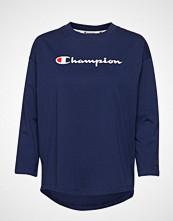 Champion Rochester Maxi T-Shirt T-shirts & Tops Long-sleeved Blå CHAMPION ROCHESTER