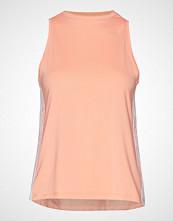 Adidas Performance 3s Loose Tank T-shirts & Tops Sleeveless Rosa ADIDAS PERFORMANCE