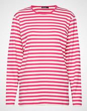 Marimekko PitkÄHiha 2017 Shirt T-shirts & Tops Long-sleeved Rosa MARIMEKKO