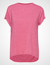Skins Activewear Siken Womens T-Shirt T-shirts & Tops Short-sleeved Rosa Skins
