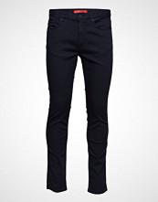 HUGO Hugo 734 Slim Jeans Svart HUGO