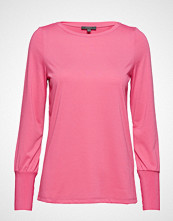 Esprit Collection T-Shirts T-shirts & Tops Long-sleeved Rosa ESPRIT COLLECTION