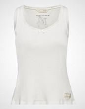 Odd Molly Take A Bow Tank Top T-shirts & Tops Sleeveless Creme ODD MOLLY
