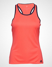 adidas Tennis Club Tank W T-shirts & Tops Sleeveless Rød ADIDAS TENNIS