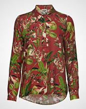 Twist & Tango Philippa Shirt Bluse Langermet Multi/mønstret TWIST & TANGO
