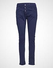 Please Jeans C Cotton Tinto O. Bukser Med Rette Ben Blå PLEASE JEANS