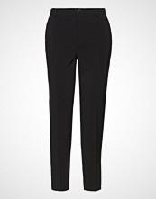 Designers Remix Arabian Suit Bukser Med Rette Ben Svart DESIGNERS REMIX