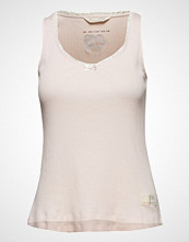 Odd Molly Take A Bow Tank Top T-shirts & Tops Sleeveless Rosa ODD MOLLY