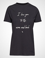 Gina Tricot Me Tee T-shirts & Tops Short-sleeved Svart GINA TRICOT
