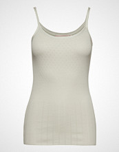 Noa Noa Top T-shirts & Tops Sleeveless Hvit NOA NOA