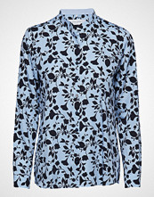 Gerry Weber Edition Blouse Long-Sleeve Langermet Skjorte Blå GERRY WEBER EDITION
