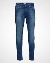 Tommy Jeans Slim Tapered Steve B Slim Jeans Blå TOMMY JEANS