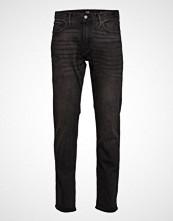 GAP Slim Straight Xstr Washed Black Slim Jeans Svart GAP