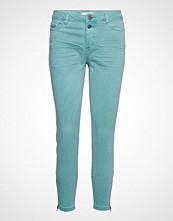 Esprit Casual Pants Woven Skinny Jeans Blå ESPRIT CASUAL