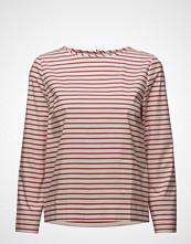 Marella Rea T-shirts & Tops Long-sleeved Rød MARELLA