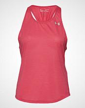 Under Armour Ua Streaker 2.0 Racer Tank T-shirts & Tops Sleeveless Rosa UNDER ARMOUR