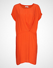 Masai Omia Dress Knelang Kjole Oransje MASAI