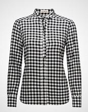 Custommade Gudde Langermet Skjorte Creme CUSTOMMADE