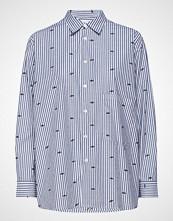 Hope Elma Shirt Langermet Skjorte Blå HOPE