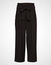 InWear Caraiw Culotte Pant Vide Bukser Svart INWEAR