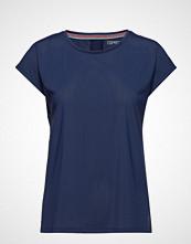 Esprit Sport T-Shirts T-shirts & Tops Short-sleeved Blå ESPRIT SPORT