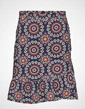Odd Molly Women Empire Skirt Knelangt Skjørt Multi/mønstret ODD MOLLY