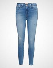 Only Onlpaola Highwaist Sk Jns Bb Azg809 Noos Skinny Jeans Blå ONLY